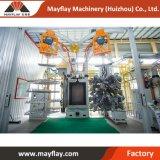 Les constructeurs de machines Nouveau Design de vente chaude Hanger grenaillage automatique de la machine pour le traitement de surface de l'industrie électronique avec Siemens Plc