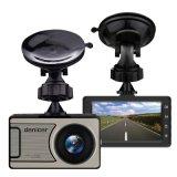 3.0 pulgadas Full HD 1080P Dashcam Monitor de la Cámara de coche M10t