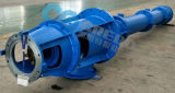 Pompa Mixed Pompa-Verticale centrifuga verticale di flusso