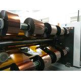 hoge snelheid die van de Lijn van Rewinder van de Snijmachine van het Document van 1700mm de JumboMachine scheuren