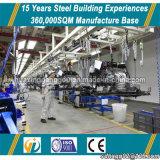 Design económica da produção em massa H seção Coluna de aço