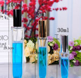 30ml 50ml 100ml quadratische Form-Duftstoff-Verpackungs-Flasche