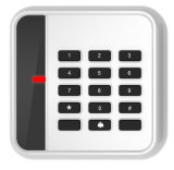 13.56MHz RFID Smart Card Reader Controlador de acceso a la puerta