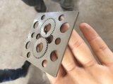 Sapata de PU fabricante da bomba dosadora da engrenagem da máquina
