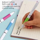 Foskaの良質3カラー球ペン