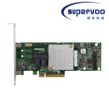 Adaptec 8805 Asr 2277500-R-8805 Sgl 12GB/S 8 ports SAS PCI-Express 3.0 x8 W/1 Go Adaptateur RAID