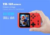 De Gift van de Console van het Videospelletje van de miniKinderen van de Spelen van de Speler van het Spel van TV Handbediende Ingebouwde 168 Klassieke Retro Draagbare voor Jonge geitjes