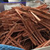 Bas prix pour le fil de cuivre bande de cuivre de rebut Rebut avec 99,9 %