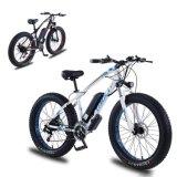 2021 Novo Estilo de 350W/500W /1000W Motor sem escovas personalizadas de gordura de Montanha Bicicletas eléctricas dos pneus