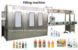 Botella de Pet automático de beber agua de bebida de jugo de la máquina de llenado de líquido