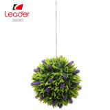 Topiary Bal 30cm van de Lavendel de Ketting van het Metaal