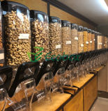 Alimentation par gravité en plastique distributeur Aliments en vrac pour supermarché