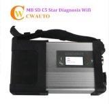 Mo de SD C5 connecter SD Compact Diagnostic 5 étoiles avec WiFi pour les voitures et camions sans disque dur du logiciel