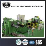 Línea de corte longitudinal La Máquina automática de precisión
