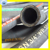 SAE 100 R1 del tubo flexible de caucho flexible