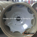 فولاذ عجلة حاجة جرار جبهة إطار عجلة حاجة جرار [رر وهيل] حاجة زراعيّة عجلة حاجة