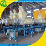 Máquina de secagem do estrume da vaca/separador estrume animal para a galinha/separador líquido contínuo