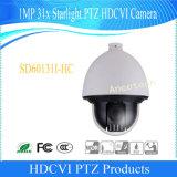 De Digitale Videocamera Hdcvi van het Sterrelicht PTZ van kabeltelevisie van Dahua 1MP (sd60131i-HC)