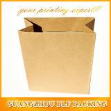 Promocionales de encargo quitan las compras de la bolsa de papel (BLF-PB143)