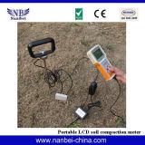 Bodenverdichtungs-Prüfungs-Messinstrument LCD-Digital bewegliches