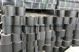 Rejilla de grava de plástico, Gravel Driveway Black HDPE Grid Geocell