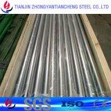 pipe de l'acier inoxydable 201 304 316L dans la surface lumineuse