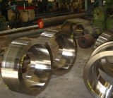 A182 F55 ha forgiato l'anello di conservazione d'acciaio