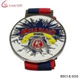 Fabrik-Sports kundenspezifisches Firmenzeichen-Metallleerzeichen Medaille (LM1049)
