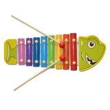 Música de madeira brinquedo Xylophone Shark (81941-4)
