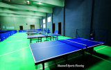 2018 продажи с возможностью горячей замены для использования внутри помещений ПВХ настольный теннис спортивные полы поверхности