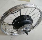 motor trasero sin cepillo del eje 3000W/motor eléctrico del eje de rueda para la E-Bici