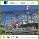 Изготовленный на заказ здание стальной структуры размера с геодезический куполом