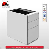Under Office Desk Metal 3 Drawer Mobile Pedestal