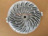 La fabbrica d'ottone di alluminio del dissipatore di calore della parte del dissipatore di calore/la fabbrica lavorante del dissipatore di calore di CNC delle parti del dissipatore di calore della pressofusione