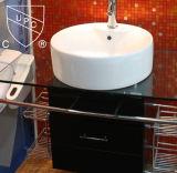 Bassin de la salle de bains ronde en céramique
