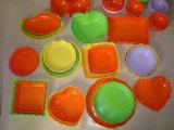 Formaldehído ilimitado de la melamina de los colores que moldea el compuesto que moldea/el plástico del formaldehído compuesto de /Urea