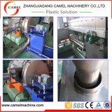 Chaîne de production en plastique de granulatoire de machine d'Extruderpelletizing de vis de jumeau de parallèle de câble de PVC