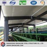 Doppia struttura di pavimento d'acciaio per il workshop