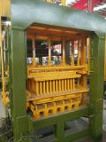 Machine de fabrication de brique automatique de brique de bloc avec totalement la commande automatique
