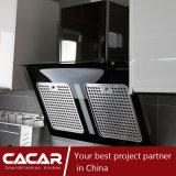 ラインの印象の現代PinaoのStovingのニスのラッカー食器棚(CA09-25)