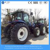 70HP-155HP 4WD中国の農場の農業か小型耕作するか、または庭またはコンパクトまたは芝生またはDeutz/Ytoエンジンのトラクター