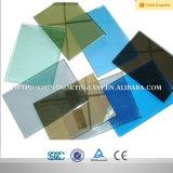 4mm-12mm Euro gris de control solar químico de vidrio templado