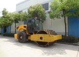 Ролик дороги Padfoot одиночного барабанчика 16 тонн Vibratory (JM816P)