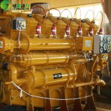 Espera do gerador do gás natural da central energética
