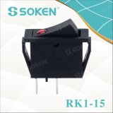 Soken Rk1-15 1x1n o Interruptor liga/desliga da lente