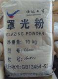 Blanco LG110, LG220, LG250 melamina formaldehído Resina Resina Acristalamiento de polvo para la vajilla Shinning