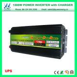 Толковейший инвертор заряжателя UPS 1500W с CE RoHS одобрил (QW-M1500UPS)