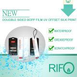 Documento stampabile rotativo UV asciutto veloce impermeabile al grasso dello Synthetic dei pp