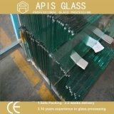 緩和されたガラスシャワー室で使用される強くされたガラスまたは熱の強さの