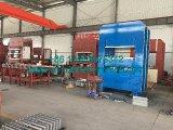 PLC het Vulcaniseren van de Plaat van het Frame van de Controle de Machine van de Pers met Ce en ISO9001